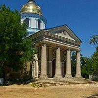 Bilhorod-Dnistrovskyi: Ascension Cathedral