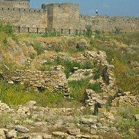 Bilhorod-Dnistrovskyi Tyras Ruins