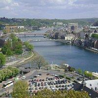 Citadelle, (Citadel), Namur, Bélgica.