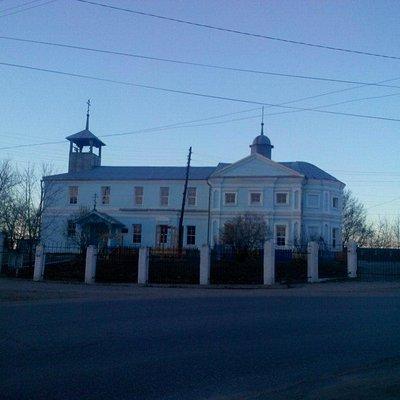 Старокстовская церковь