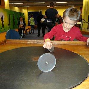 The Center of Scientific Wonders Exhibition