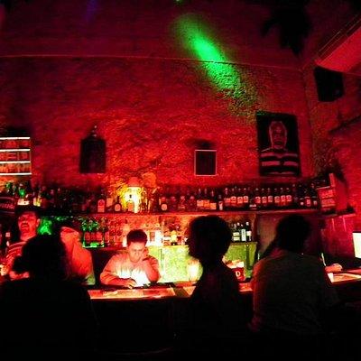 Bar con la mejor musica de Ciudad Colonial!
