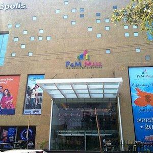 P&M Mall     Patliputra Kurji Road, Patna, India
