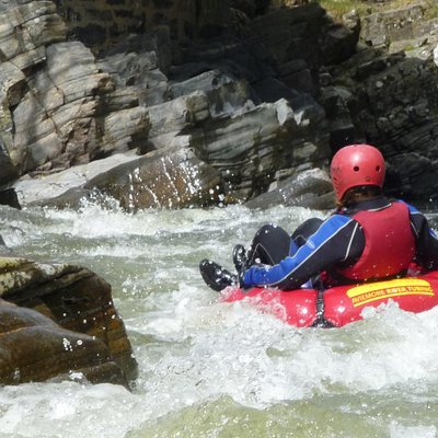 White Water Adventure Tubing. So Awesome!