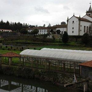 Parque Urbano Da Rabada, Santo Tirso.