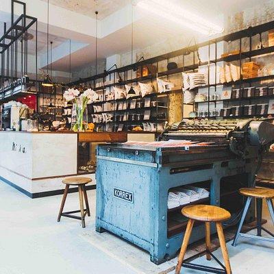 Type Hype Concept Store Berlin