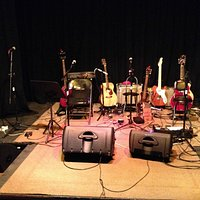 Stage for Roxie Watson