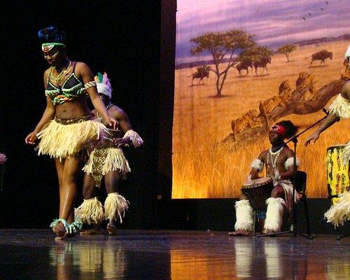 Cirque Zuma Zuma (America's Got Talent) at the Hardin County Schools PAC