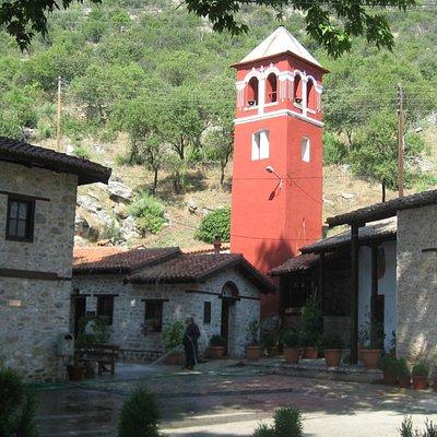 Mavriotissa Monastery Kastoria Greece