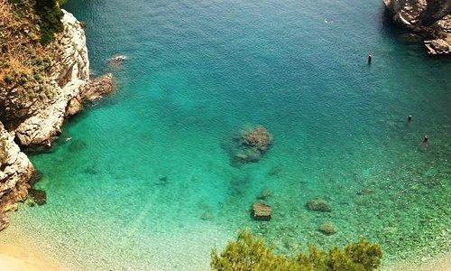 Bucht nähe Dubrovnik