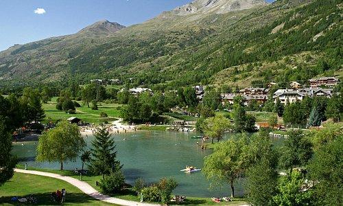 Lac Bio Serre Chevalier