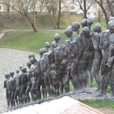 The Pit memorial, Minsk.
