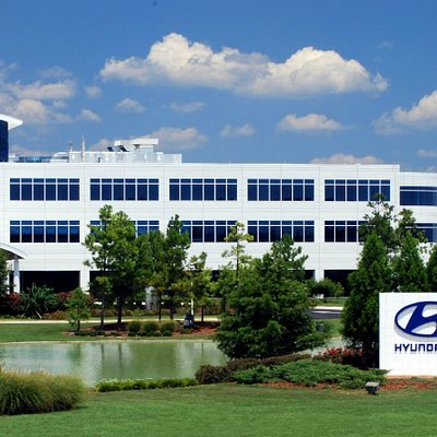 Administration Building - Hyundai Motor Manufacturing Alabama