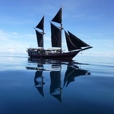 Our Raja Ampat Liveaboard