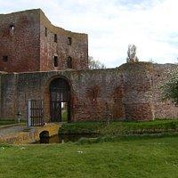 The Ruins of Teylingen Spring 2014