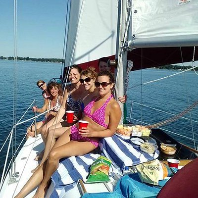 Sailing Charters Done Right!