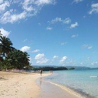 Playa Las Ballenas, une mer aux eaux limpides