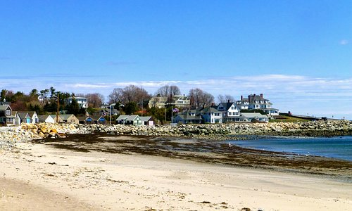 The view from the Beach Plum North Hampton, NH ~