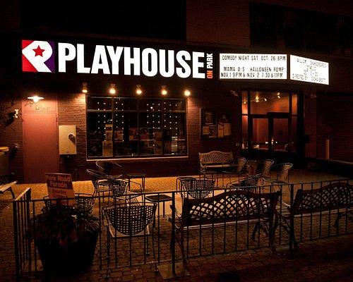 Playhouse on Park exterior