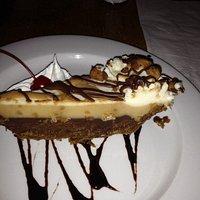 Peanut Butter pie for dessert
