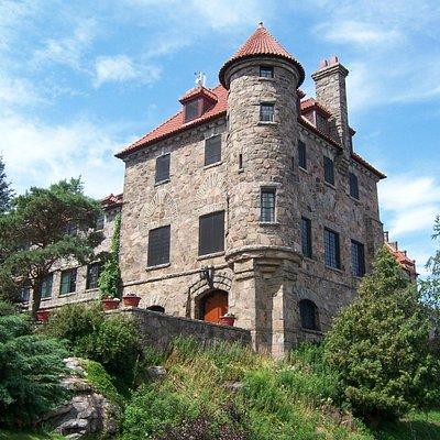 impressive castle