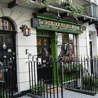 The Sherlock Holmes Museum, London