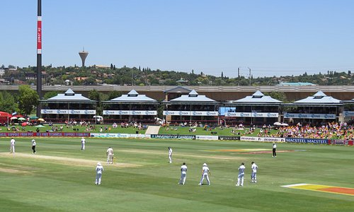 Playing area - Supersport Park