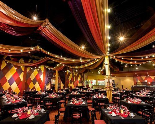 Moulin Rouge Dining Room