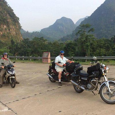 along HCM Hwy., Viet Nam