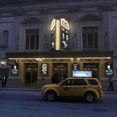 Longacre theater