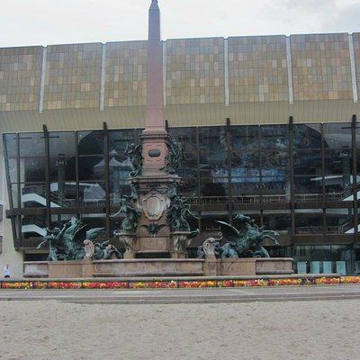 Gewandhaus zu Leipzig  Germany
