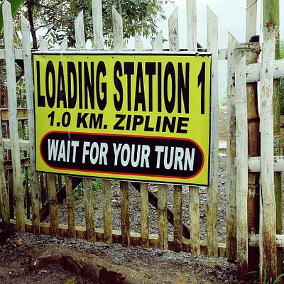It's there loading station 1..