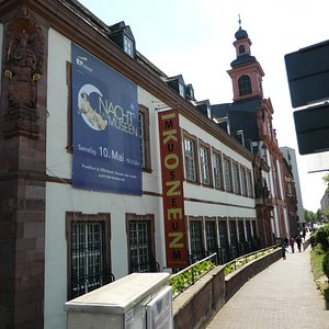 Das Ikonenmuseum von außen
