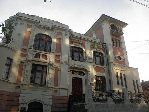 Captain Chetkov Mansion