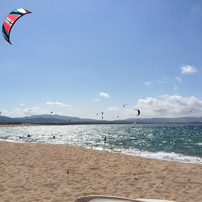 the kiting bay