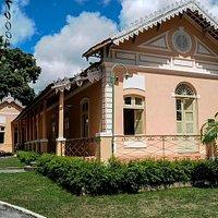 Teatro do Parque Cultural Sítio da trindade