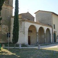 Parish of S. Pietro in Bossolo-Tavarnelle Val di Pesa