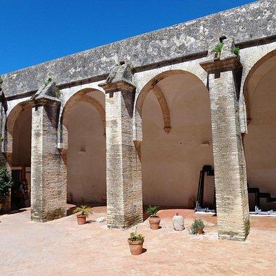 Claustro de la Iglesia de Santa María La Mayor, Medina Sidonia.