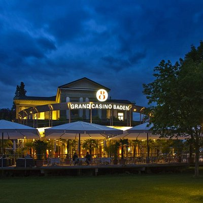 Grand Casino Baden by Night