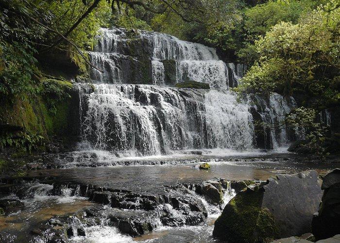 SSR - Purakaunui Falls