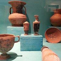 earthen ware clay pots