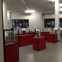Sala de experimentos