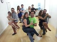 Samba class in Rio