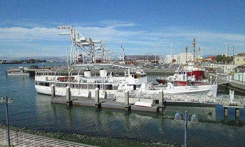 USS Potomac August 2013
