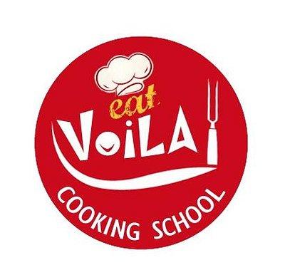Eat Voila Cooking School logo