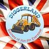 Diggerland UK