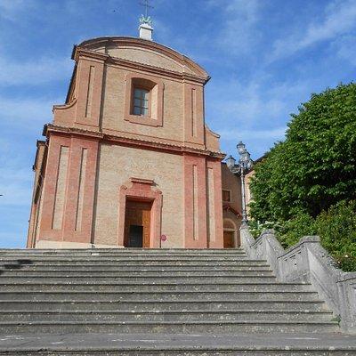 facciata Santuario Ss Cricifisso