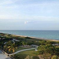 Overlooking Surfside Beach
