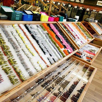 The best bar in town - Our fly bar