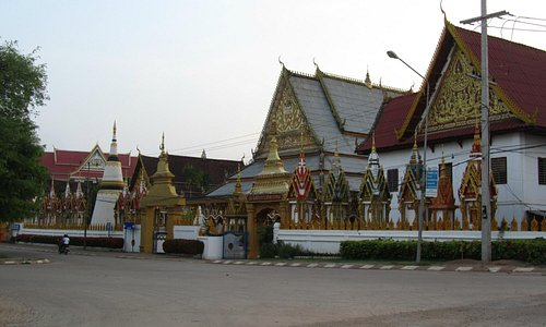 Entrance of the temple